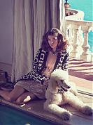 Меган Коллисон в фотосессии для Harper's Bazaar Германия