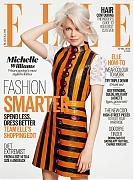 Мишель Уильямс на обложке Elle UK, апрель 2015