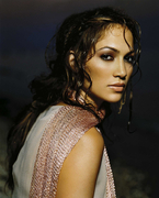 Дженнифер Лопес (Jennifer Lopez) в фотосессии Андре Рау (Andre Rau)