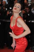 Наталья Орейро(Natalia Oreiro) на премьере фильма «Подмена» (Changeling) (Канны, 20 мая 2008).
