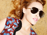 Кайли Миноуг(Kylie Minogue) в фотосессии для журнала Stylist (февраль 2012).