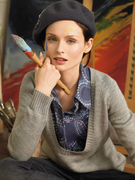 Софи Эллис Бекстор(Sophie Ellis Bextor) в фотосессии для Monsoon.