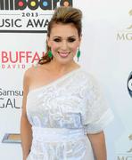 «Billboard Music Awards 2013» в Лас-Вегасе: Алисса Милано