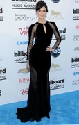 Эмми Россум в Лас-Вегасе: «Billboard Music Awards 2013»
