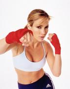 Дженнифер Лопес(Jennifer Lopez) в фотосессии Санте Д'Орацио(Sante D'Orazio) для журнала InStyle (июнь 1999).