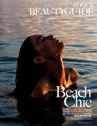 Нидерландский «Vogue» в июле: бронзовый загар Эрин Уоссон