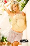 Июльский номер «Fitness Gurls»: подтянутая фигура Мегган Клэй (Meggan Clay)
