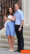 Кейт Миддлтон родила сына — наследника английского престола!