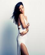 Рианна (Rihanna) в фотосессии Камиллы Акранс (Camilla Akrans) для журнала Harper's Bazaar (август 2012).