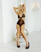 Пэрис Хилтон (Paris Hilton) в фотосессии Марка Хома (Marc Hom) для журнала Blender (сентябрь 2006).