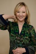 Энн Хеч (Anne Heche) в портретной фотосессии Ларри Бусакка (Larry Busacca) на кинофестивале Sundance (январь 2012)