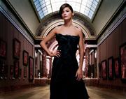 Одри Тоту(Audrey Tautou) в фотосессии для фильма «Код Да Винчи»(The Da Vinci Code) (2006).