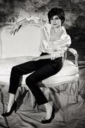 Одри Тоту(Audrey Tautou) в фотосессии Макса Вадукула(Max Vadukul) (2009).