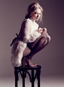 Аманда Сейфрид (Amanda Seyfried) в фотосессии Микаэля Янссона (Mikael Jansson) для журнала Interview (март 2011)