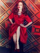 Джессика Честейн(Jessica Chastain) в фотосессии Микеланджело Ди Баттиста(Michelangelo Di Battista) для журнала Vogue Italia (апрель 2013).