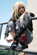 Аврил Лавин(Avril Lavigne) в фотосессии Джима Купера(Jim Cooper).