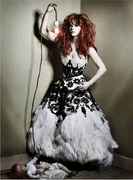 Аврил Лавин(Avril Lavigne) в фотосессии Марка Лидделла(Mark Liddell) (2008).