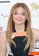 Хлоя Морец прибыла в Лас-Вегас на «Billboard Music Awards 2013»