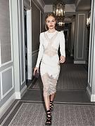 Кейт Босуорт (Kate Bosworth) в фотосессии Себастьяна Кима (Sebastian Kim) для журнала Lucky (ноябрь 2013)